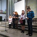 Die Ukraine stellte die jährlichen Pilgerfahrten nach Uniw vor.