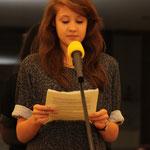 Katarzyna aus Polen spricht über Reichtum und Armut in Europa.