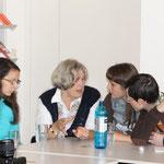 """""""Opa–Oma–Vermittlung"""" - Hilfen durch SeniorInnen"""