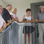 Besichtigung der Kirche und des Gemeindeauses