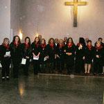 Der Chor der italienischen Gemeinde