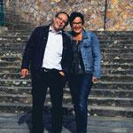 Birgit Schumak und Rolf Müller