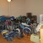 in Toplita besonders gefragt: Rollstühle, Rollatoren, Kinderwagen