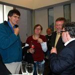 Gemeindemitglieder aus Nied sind zufrieden mit dem Ablauf der Tage der Begegnung.