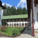 Moldaukloster Agapia