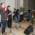 """Die Musikband """"Faith"""" der Gemeinde"""
