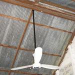 Fest installierter Ventilator
