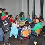 Die Gruppe aus Kaschau / Slowakei