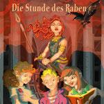 """Cover für """"Akademie der Abenteuer - Band 2"""" von Boris Pfeiffer, Graphiti-Verlag, Berlin."""
