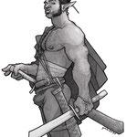 """""""Hobgoblin Eldritch Knight."""""""