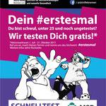 Illustration für eine Kampagne der AIDS-Hilfe Bremen, e.V.