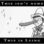 """""""Lying."""""""