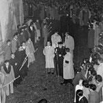 Primera salida procesional