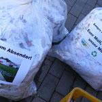 "Wir bringen euren Müll zurück !!! (""Der Recyclinggipfel"")"