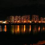 Панорама ночного Братеева