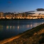 Вечер на Москва-реке