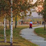 Осень в парке им. 850-летия Москвы