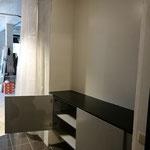 Aluminium kleur kast, MDF, Penninkhof Mode