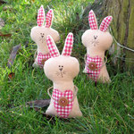 """Big Brother-bunny"" height 17 cm"