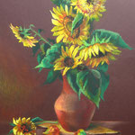 """Sunflowers"" 35Х47"