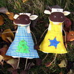"""Cows""  height 15 cm"