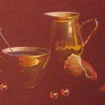 """""""Tea Still Life"""" 40Х60"""