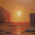"""""""Sunset"""" 25Х30"""