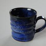 北海道ブルー マグカップ 82×87  ¥2,160
