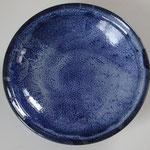 北海道ブルー大皿  ¥27,000