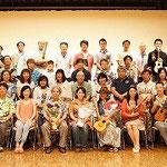 2012年6月第12回ウクレレ発表会