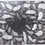 2017 /Radierung, Aquatinta /20x26cm