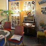 Das Café Zeitsprung von Sabine Fordemann