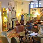 Fünfziger Jahre Feeling: Das Café Zeitsprung von Sabine Fordemann