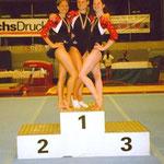 Uster 2003 - Ex-Turnerinnen v.r.n.l: Roswitha, Sandra, Judith