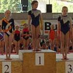 USTER 2005 Podest P2 - 2.Platz Rahel A.