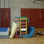 """Training 2003 - """"künstlerische Übergangsphase """"vom Pferdsprung zum Sprungtisch :-)"""