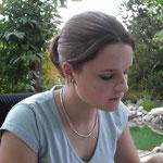 Grillplausch 2003 - Anja