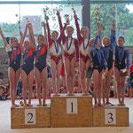 P2 Mannschaftsgold Uster 2007