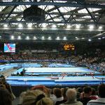 WM 2007 Stuttgard -  Hanns-Martin-Schleyer-Halle