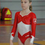 Isabelle Amacker : Länderkampf mit Nachwuchskader Uster 2007