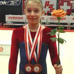 SJM 2007 - P4 Bronze Einzel und Barrenfinal - Isabelle