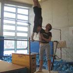Training Juli 2006 - Roswitha und Bigna