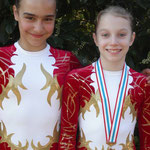 P4 Bigna mit Diplom, Isabelle Bronze