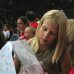WM 2007 Stuttgard - Stephanie R.