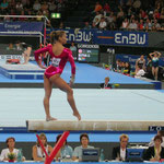 WM 2007 Stuttgard - Alicia Sacramone USA