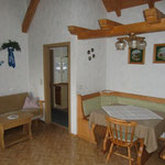Große Fewo Ferienhaus Reisinger: Wohnzimmer