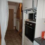Große Fewo Ferienhaus Reisinger: Küche