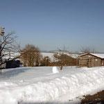 Winter in Bernhardswald beim Ferienhaus Reisinger