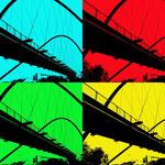 Rote Brücke 4