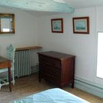 Chambre verte 2ème étage